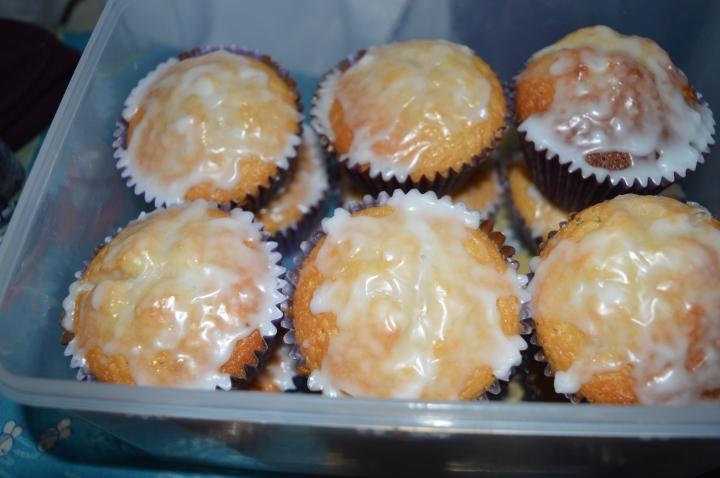 Quick lemon drizzlecupcakes