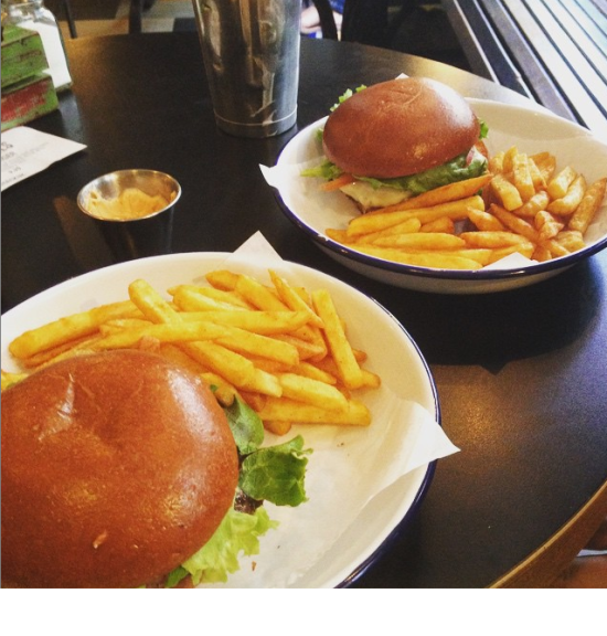 burgers x 2