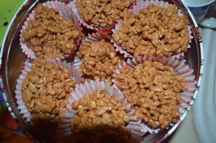 Mars Bar Crispycakes